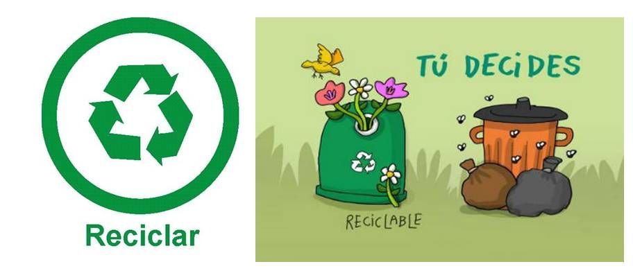 c6a9ea326 Image result for reciclar | Going Green | Reduce reuse recycle ...