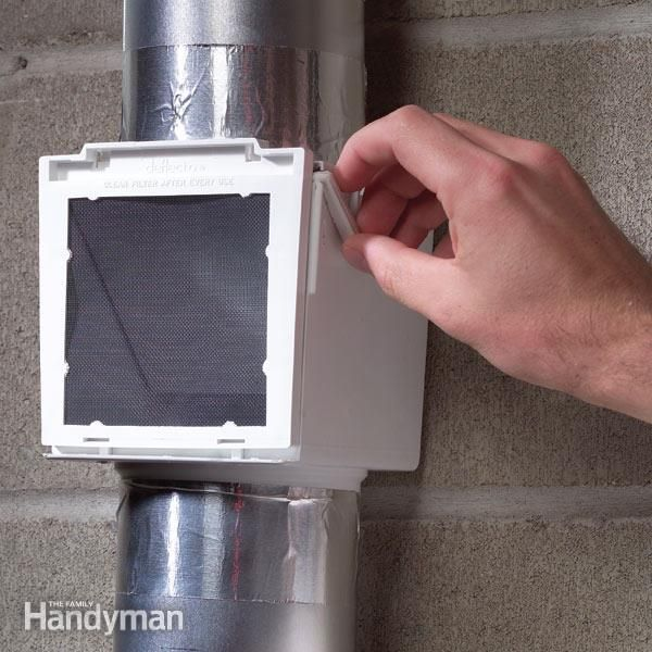 Clothes Dryer Exhaust Vent Cleaning