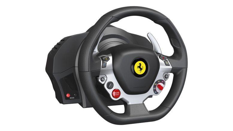 Thrustmaster Tx Racing Wheel Ferrari 458 Italia Edition For