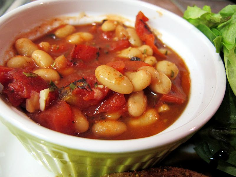 Homemade Rosemary Bean Soup Recipe