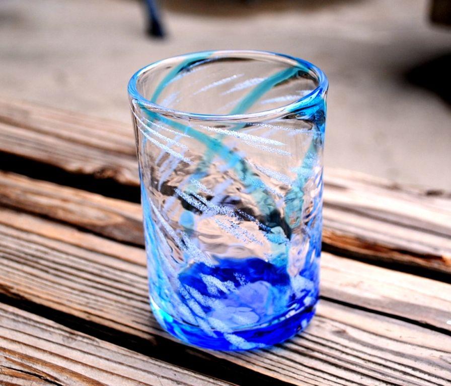Ryukyu blown glass