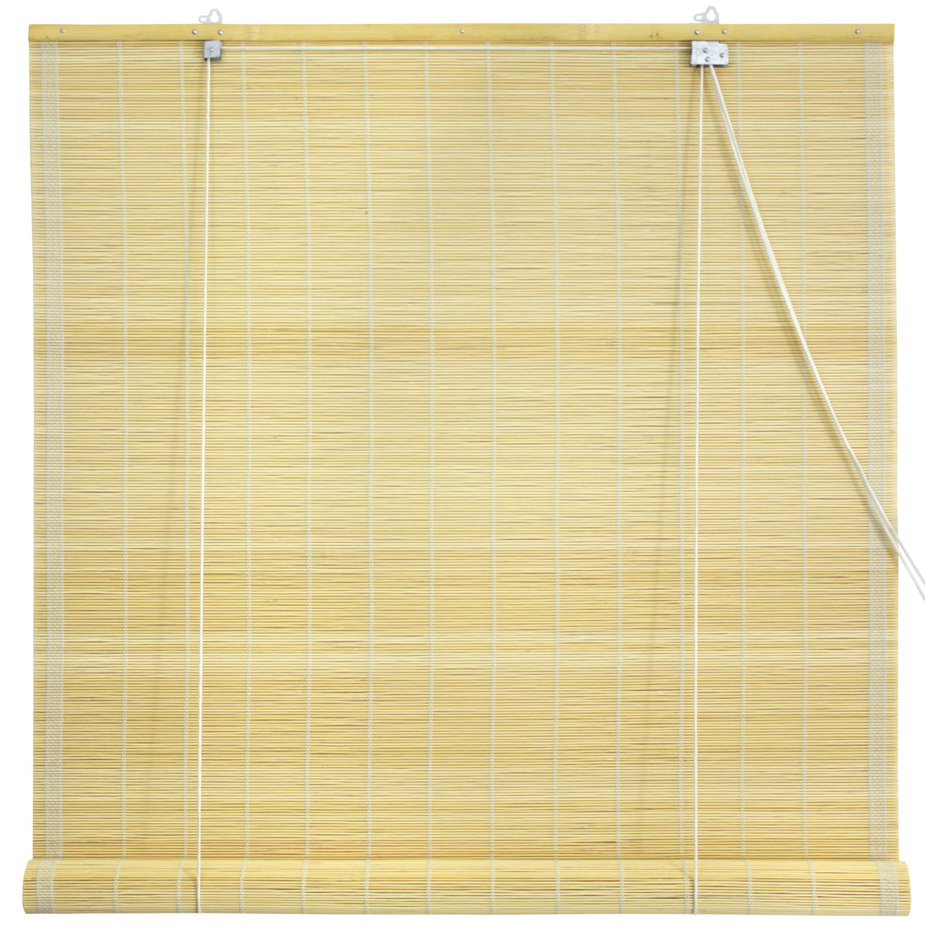 Matchstick Roll Up Blinds Natural From Oriental Furniture Blinds Roll Up Blind Diy Blinds