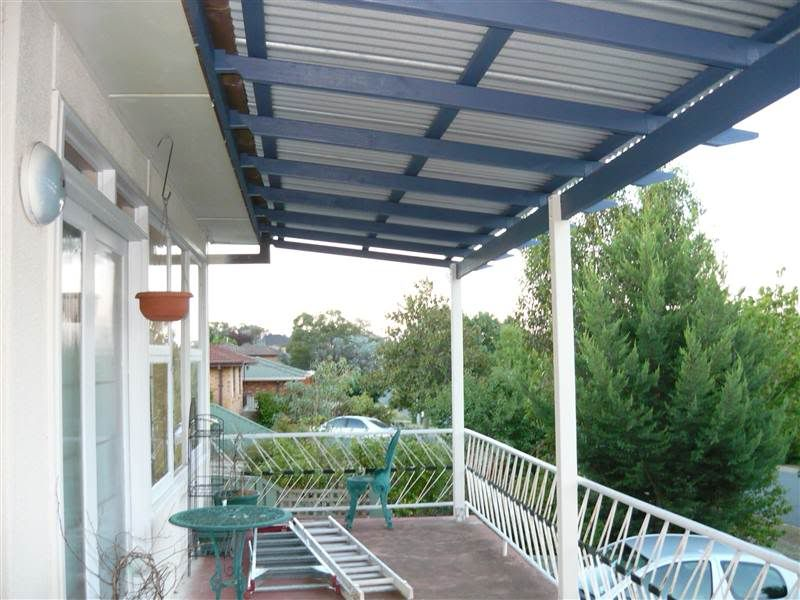 How To Build A Pergola Attached To The House | For Those Considering A DIY  Pergola