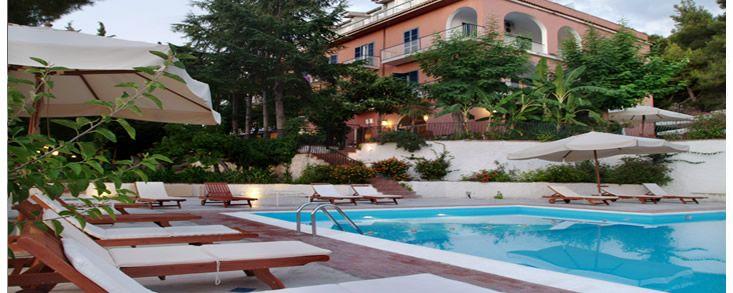 hotel riviera garden,Santa Maria di Castellabate Italy