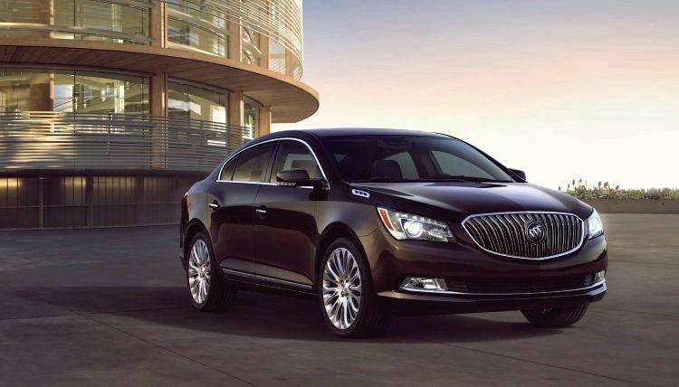 Die 10 Einflussreichsten Autos Von General Motors In Der Geschichte In 2020 Buick Lacrosse 2015 Buick Buick Verano