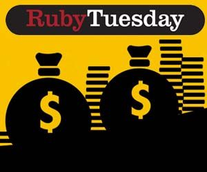 Ruby Tuesday Sweepstakes