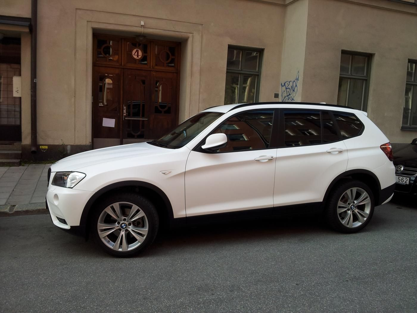 Matte White X3 Xbimmers Bmw X3 Forum Bmw X3 Cars
