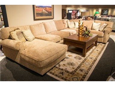 Rio Grande Sectional Bob Mills Sectional Home Living Room