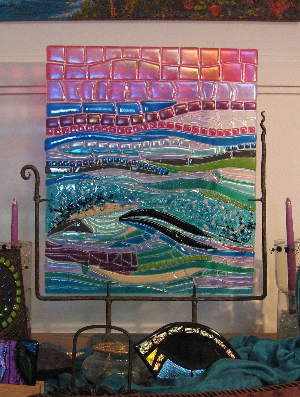 fused glass | glass | Fused glass art, Fused Glass und ...