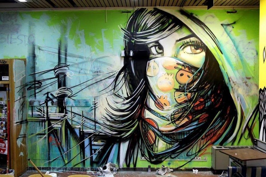 12 Various Ways To Do Street Wall Painting Wallpapers Hd Street Wall Painting Wallpapers Hd Arte De Rua Arte Urbana Arte Criativa