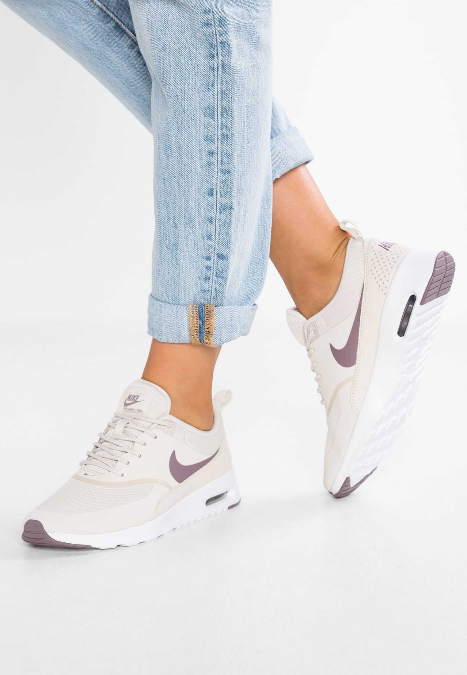 info for 23594 8caef Sneakers laag Nike Sportswear AIR MAX THEA - Sneakers laag - light orewood  brown taupe grey beige  € 95,95 Bij Zalando (op 12-1-18).