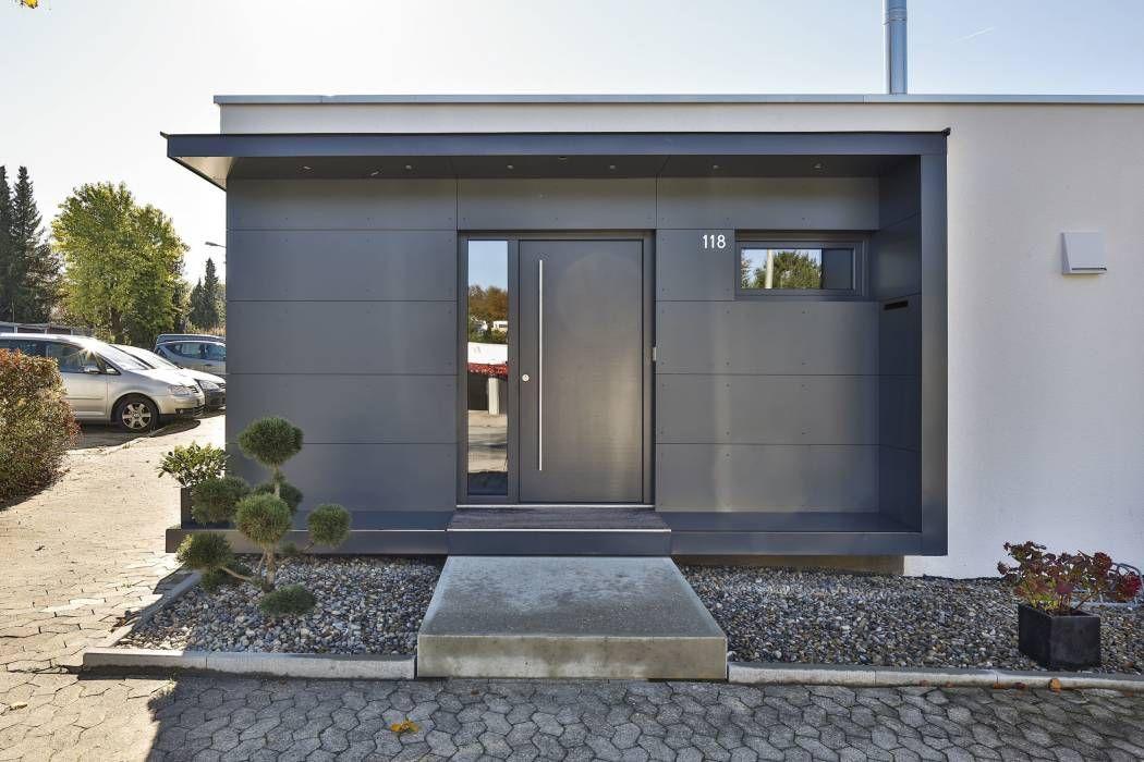 Eingangsbereich außen modern bungalow  Moderne Häuser Bilder: Modernisierung Bungalow | Modernisierung ...
