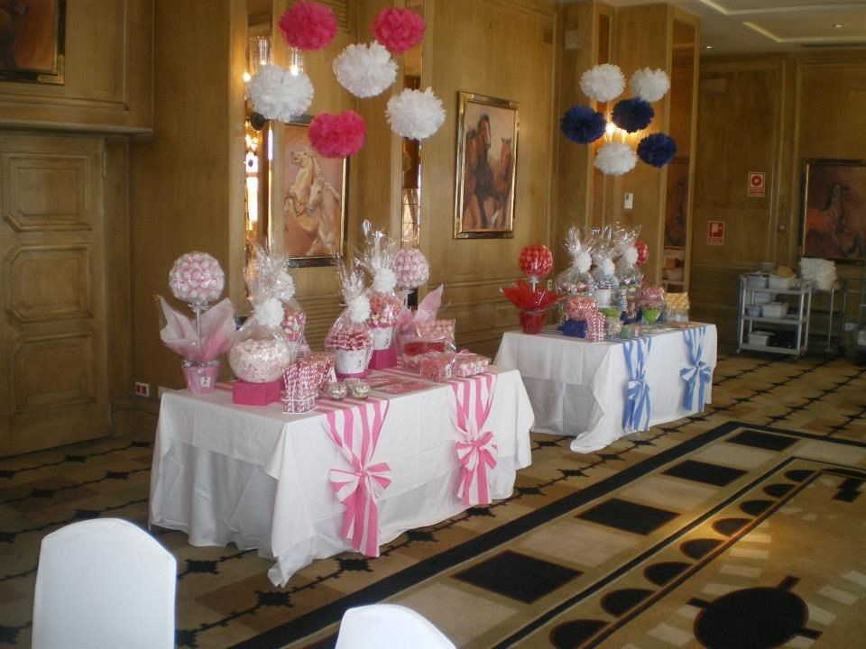 Mesas de chuches baby shower girl pinterest ideas para ideas para fiestas and diy party - Decoracion de mesas de chuches para comunion ...