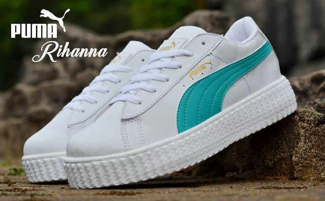 Puma Rihanna Women Wt Size 37 40 Harga 250 Pemesanan Hubungi Pin