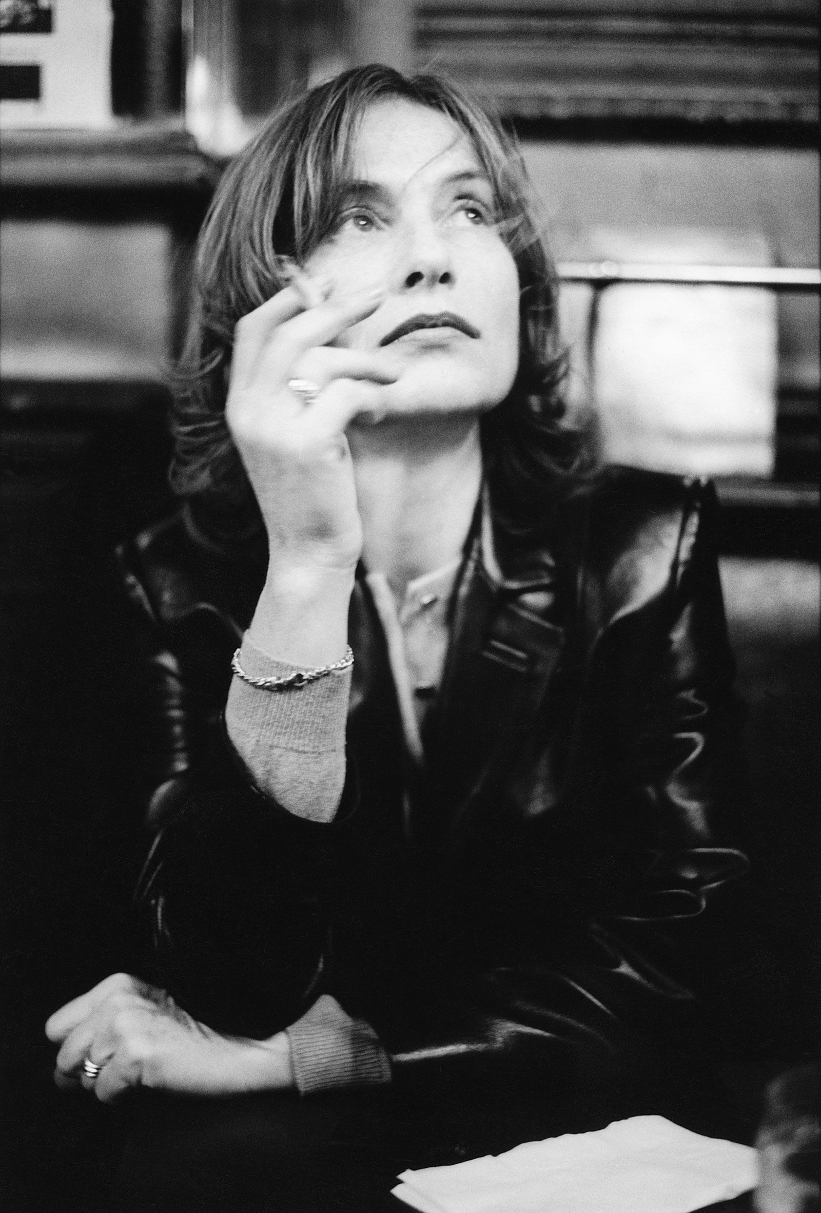 Isabelle Huppert By Carole Bellaiche Photographier Isabelle