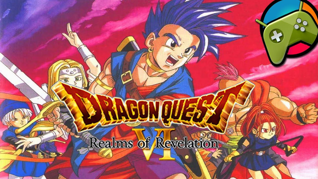 Dragon Quest 6 Gameplay Let's play HD Android RPG 2015