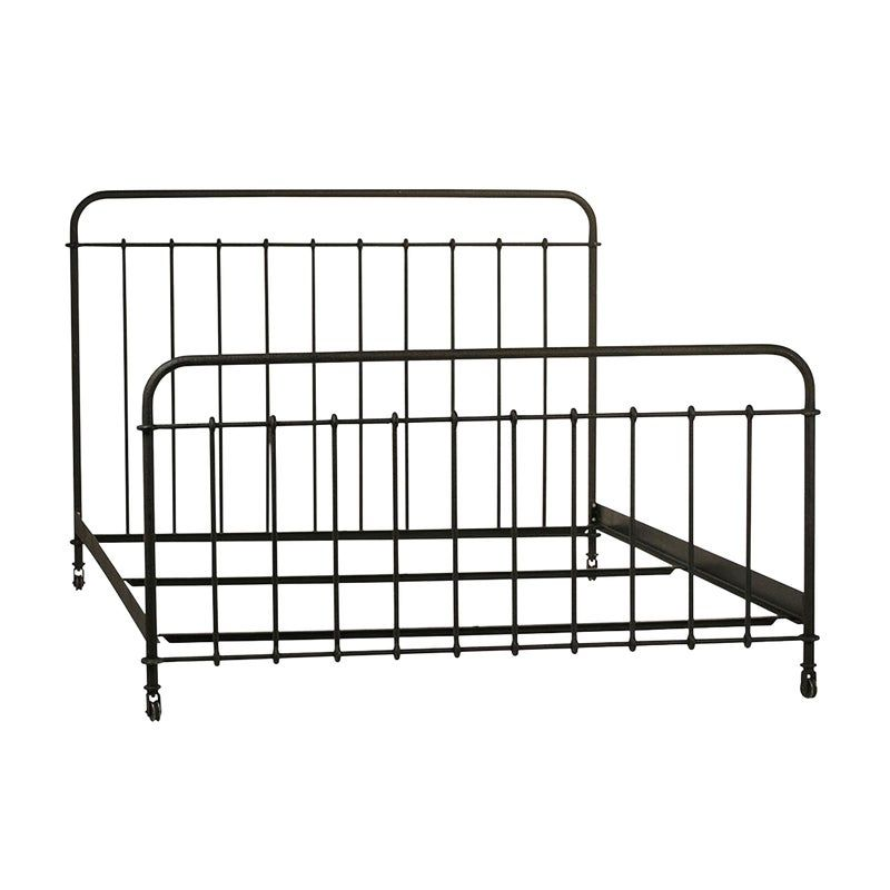Classic iron bed frame queen bed frame headboards for