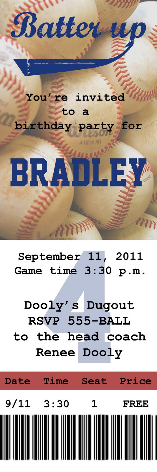 i love the idea of an invite like this to a baseball game b u0026 39 day party or bachelor  ette