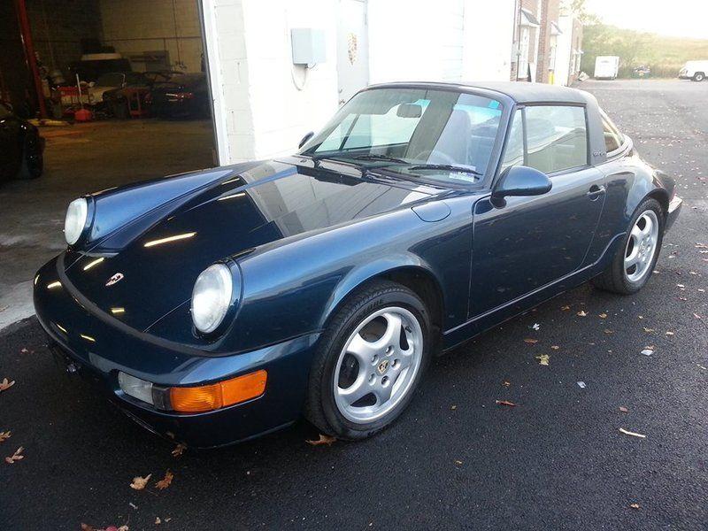 1991 Porsche 964 Targa (NJ) - $45,000 Please call Dan @ 609-351-2068 ...