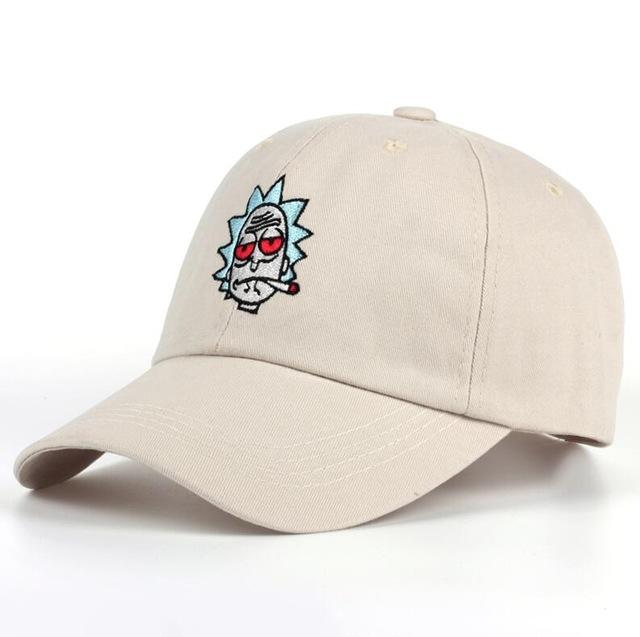 e7ad28462985e Rick and Morty Dad Hat in 2018