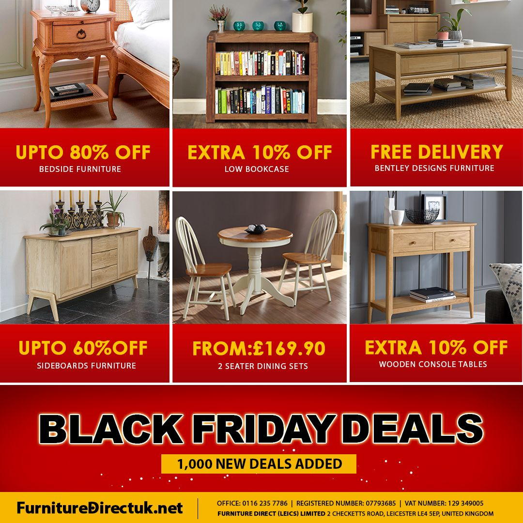 Black Friday Furniture Sale 2018 Up To 80 Extra 10 Off