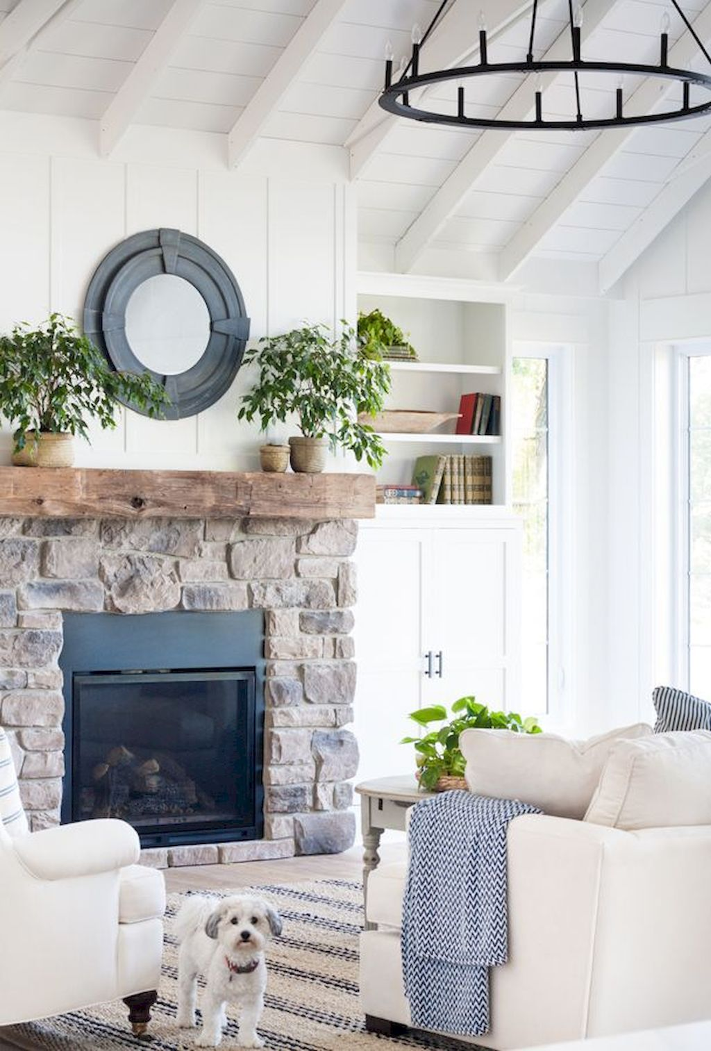 Cool 65 Beautiful Coastal Themed Living Room Decorating Ideas https ...