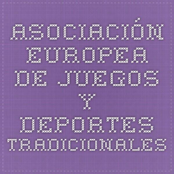 Asociación Europea de Juegos y Deportes Tradicionales