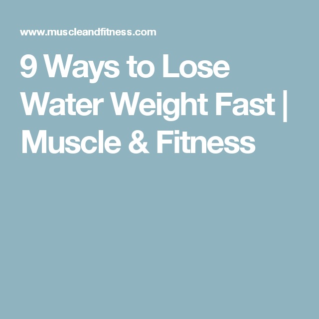 Strength training to lose weight routine