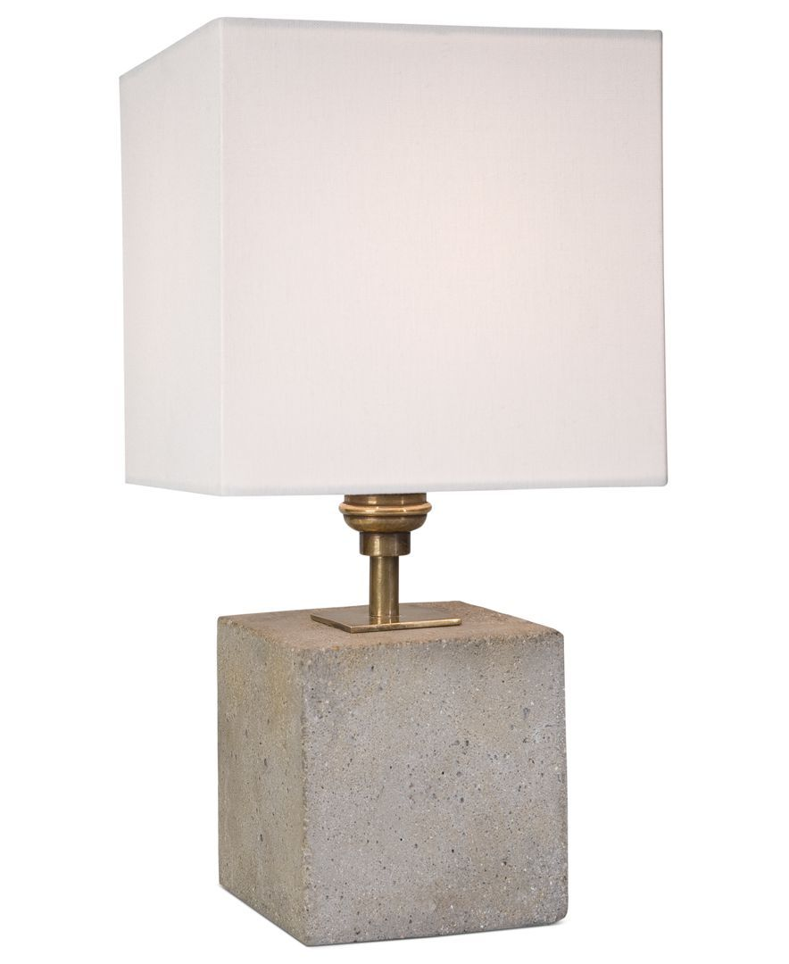 Regina andrew concrete mini cube table lamp products pinterest regina andrew concrete mini cube table lamp geotapseo Choice Image