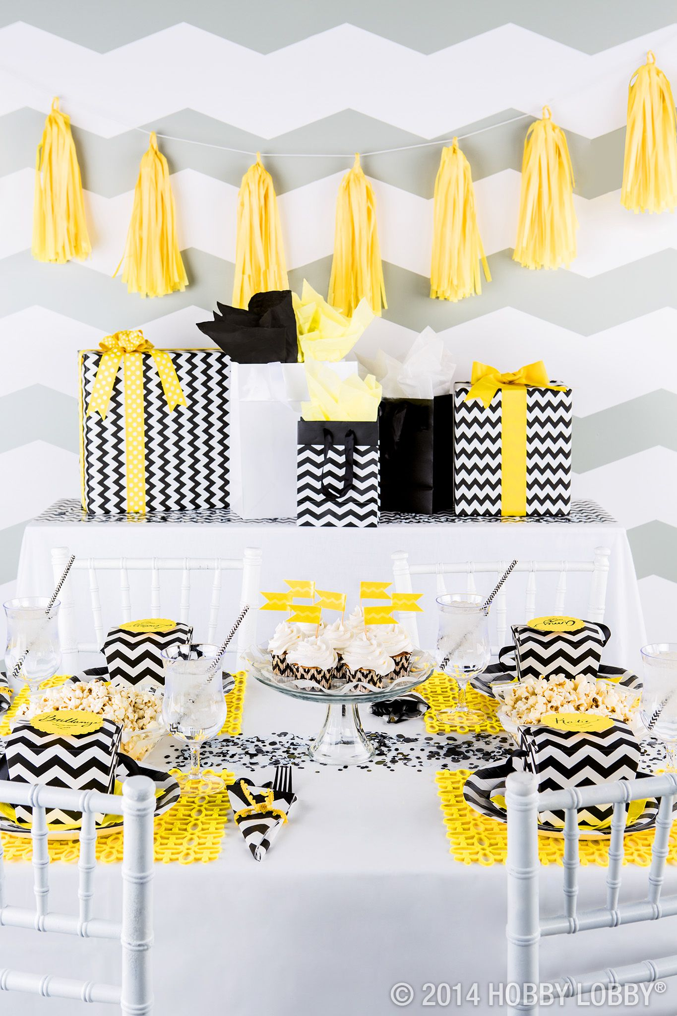 Chevron Partyware Shop Hobby Lobby Party Ware Party Party Gifts