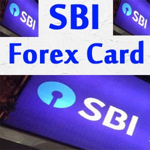 Card services sbi forex