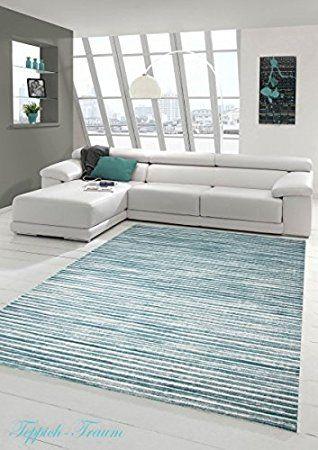 Alfombra diseñador Alfombra moderna con Glitzergarn alfombra de la