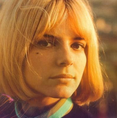 france portrait France gall, France gall jeune et France