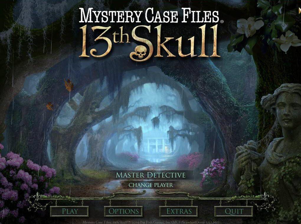 Mystery Case Files 13th Skull Walkthrough Cheats Hidden