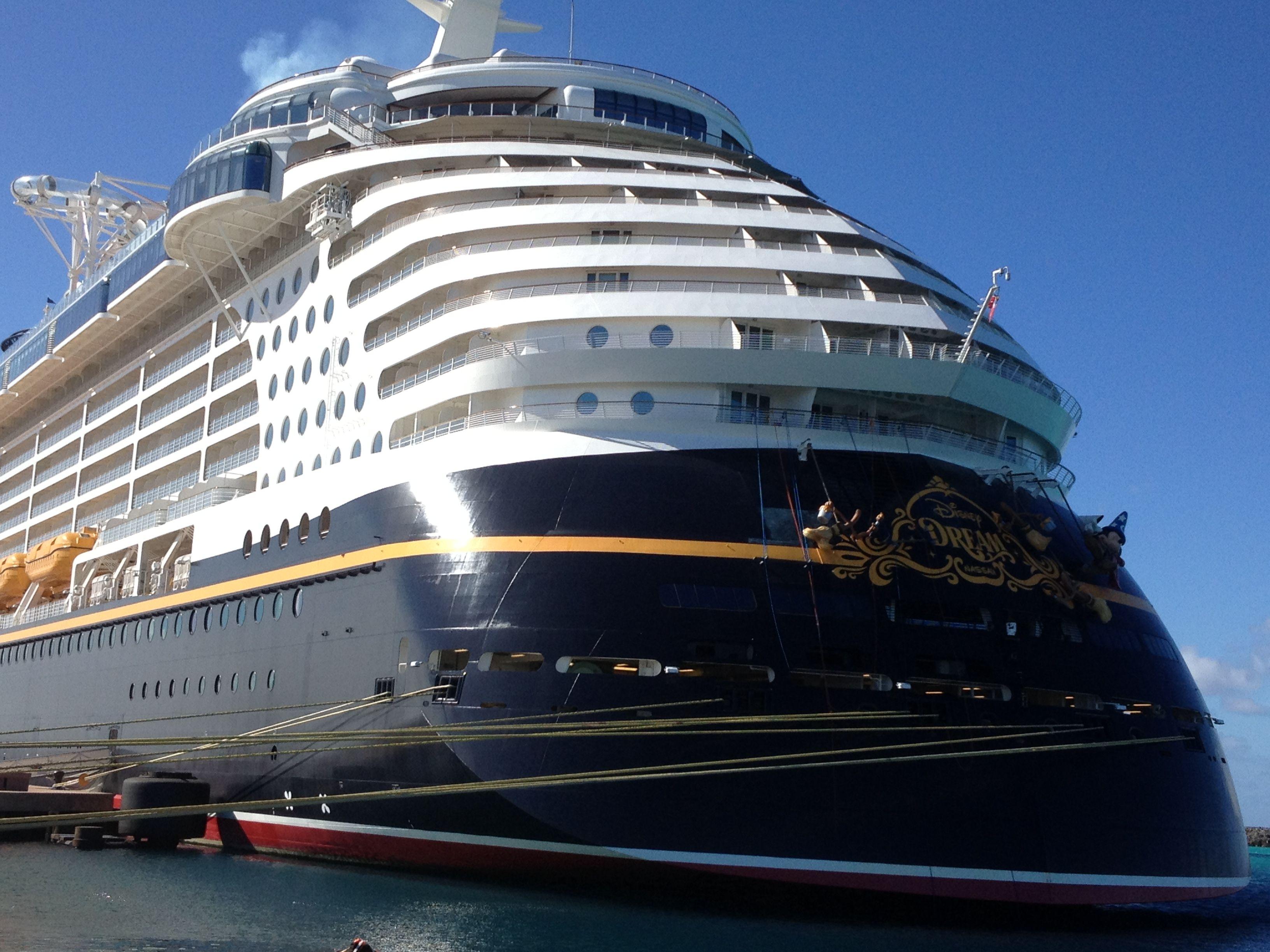 The Disney Dream Cruise Ship Is Luxurious Disney Cruise Line - Track disney cruise ship