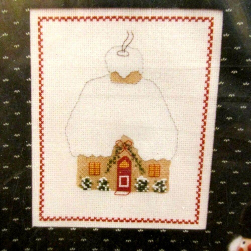 sampler cross stitch Counted cross stitch kit Chirstmas craft kit kit needle work