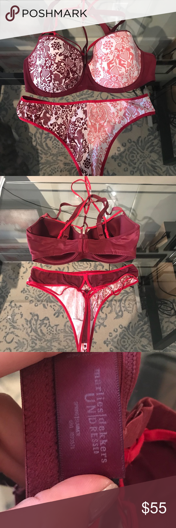 dab3b430a3e Marlies Dekkers Lingerie Set Famous Dutch designer that's been ...
