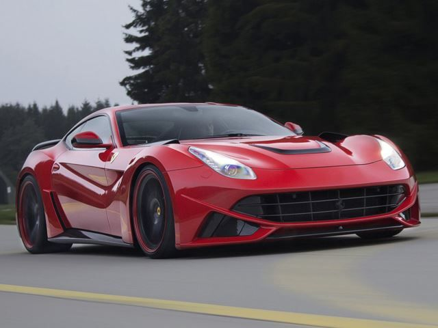 Novitec Rosso Upgrades Ferrari F12 Berlinetta Pack Autolover