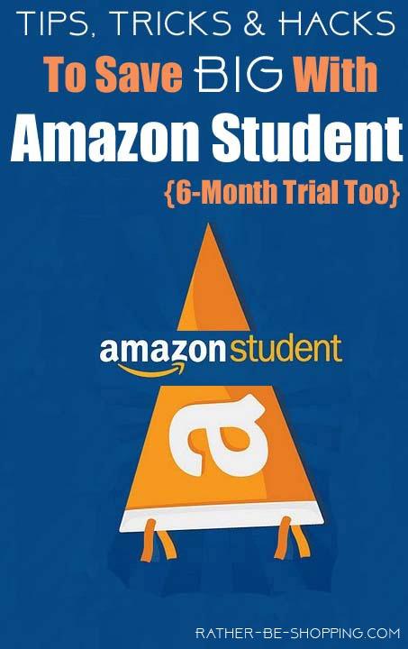 amazon prime student trial