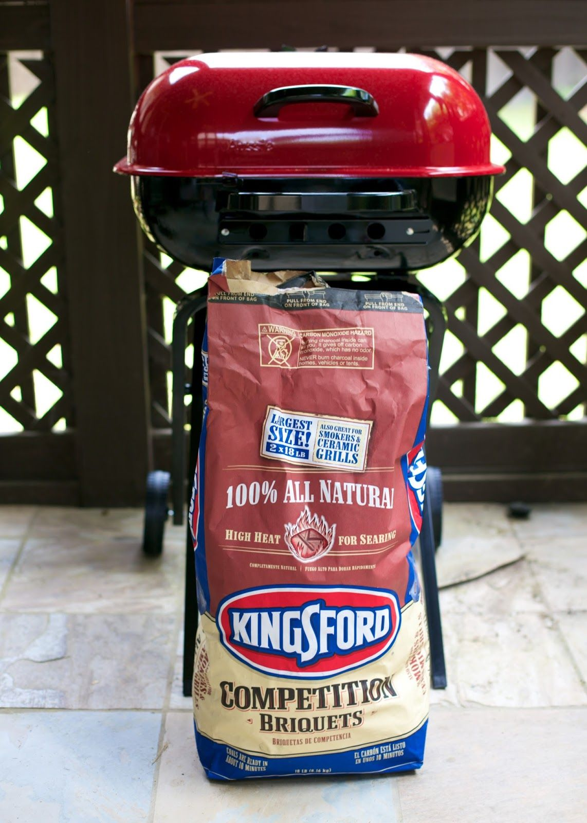How to Use a Charcoal Starter ditch the lighter fluid