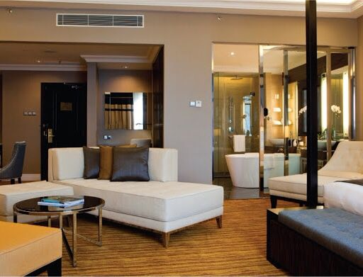 Majestic Hotel Kuala Lumpur Malaysia. Gorgeous interior and the best service.