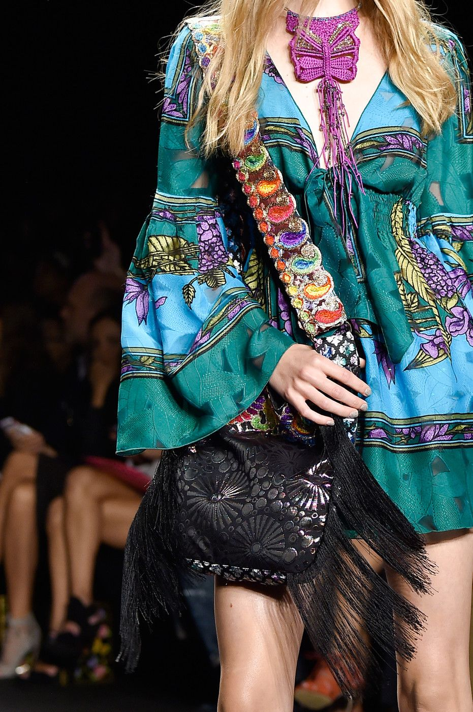 Anna Sui | Spring 2015 | Ready-to-Wear