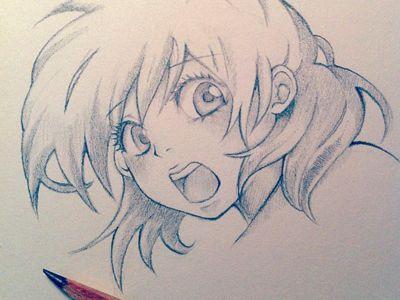Sketch2 by Chelsea Rio