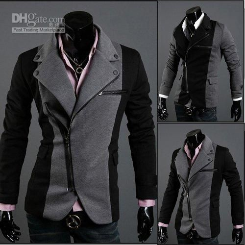 Multi Zipper Jacket Mens Fashion Clothingjpg | Clothing ...