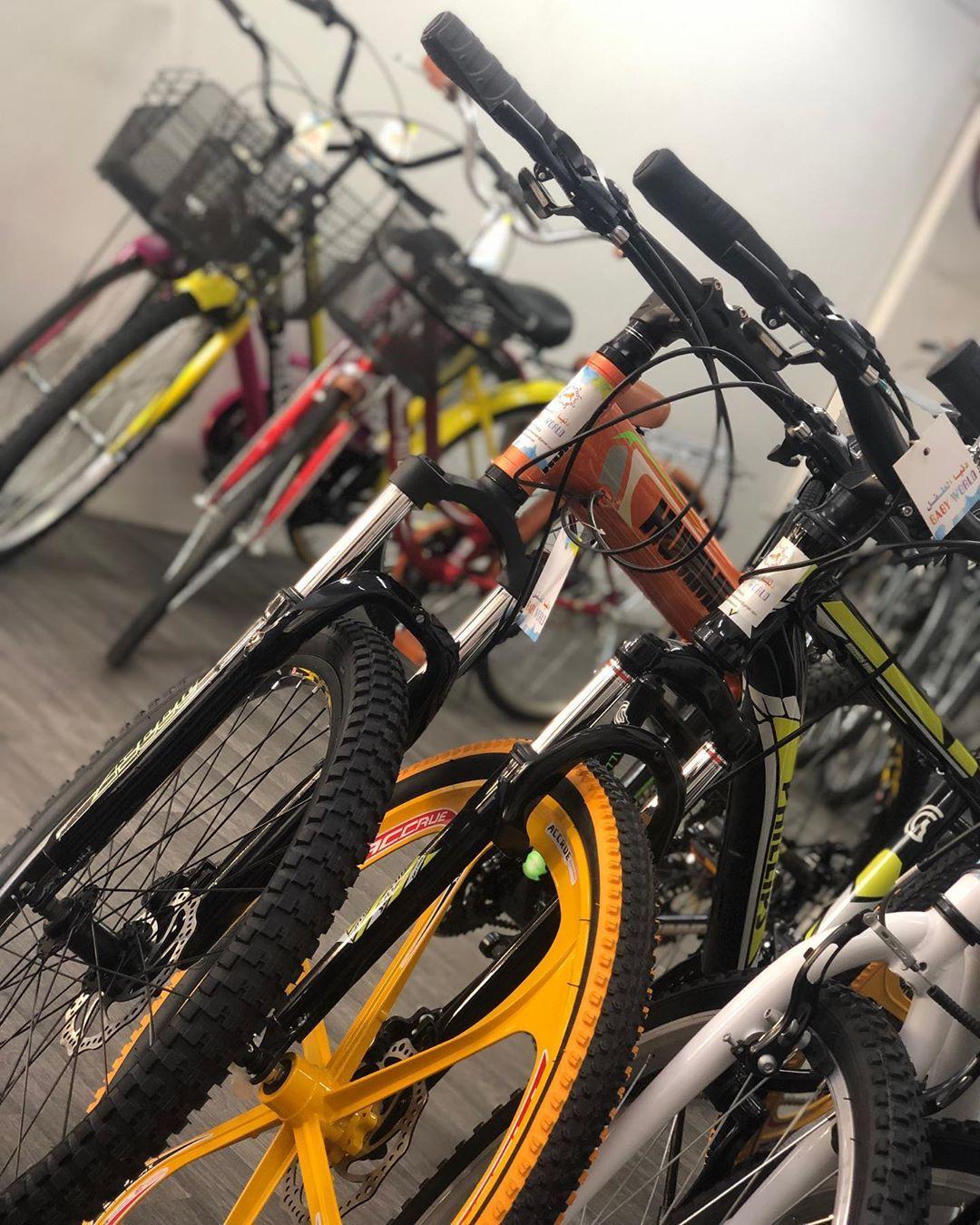Bahrain Bikers Babyworld Bicycles Store Riffa Bahrain Sports Ironman دنيا الطفل Bikes Repair Toys دراجات البحرين س Bicycle Lover Bicycle Vehicles