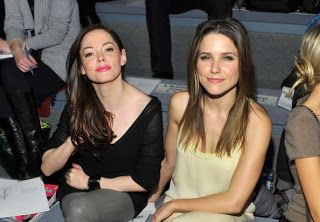 Rose McGowan and Sophia Bush