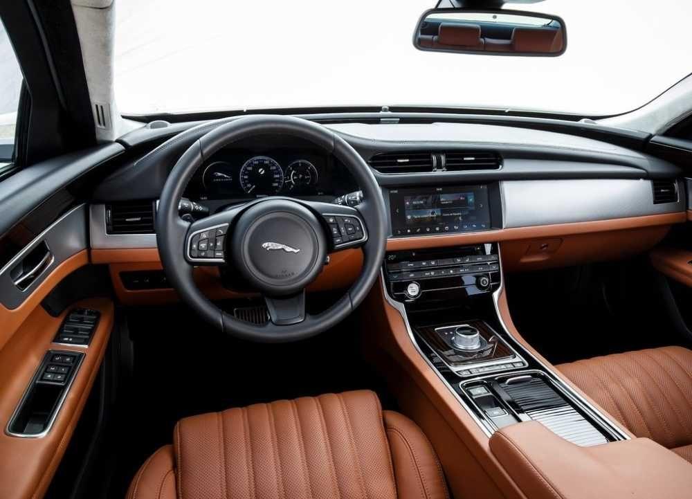 2018-Jaguar-XF-Sportbrake-interior-dashboard | Cool Cars | Pinterest ...