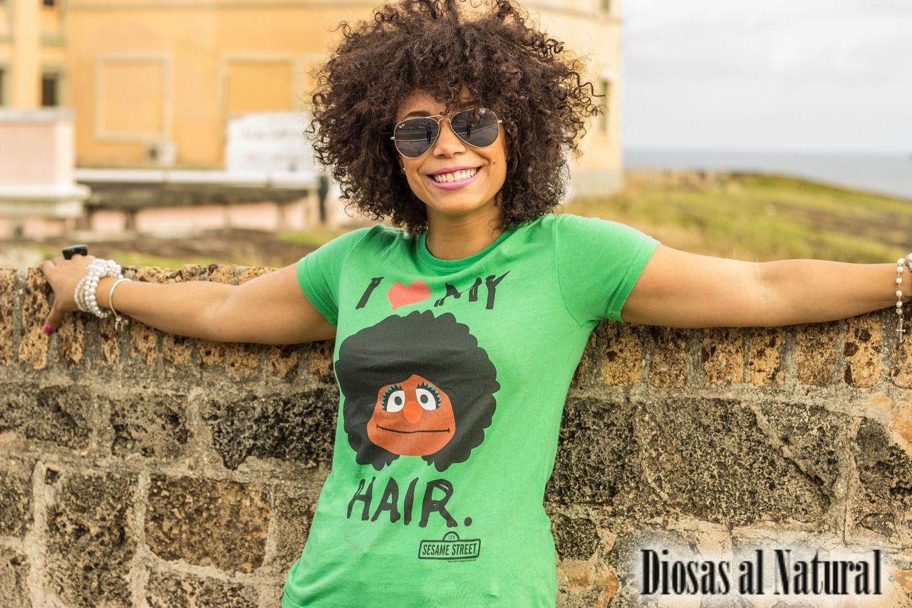 @INHMD #NaturalHair #meetup taking place all over the world on 5.18. www.nnhmd.com mada from Bayamón, Puerto Rico  Photo by: Joaquin M
