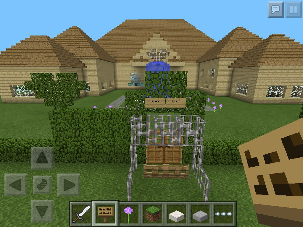 Minecraft Houses, Minecraft