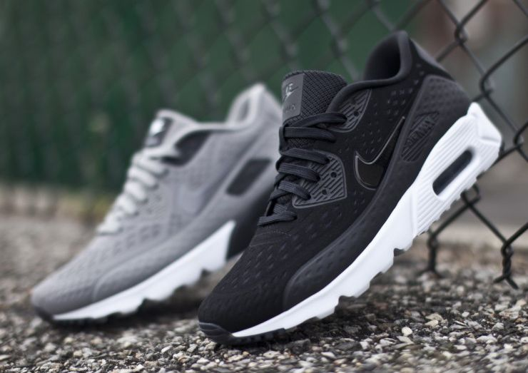 Nike Air Max Trendy - 2015 Nike Air Max 90 Lunar BR Light Retro Shoes for Men